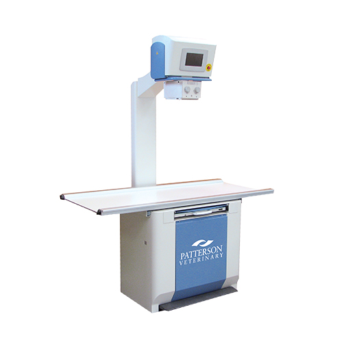 Arcom veterinary x-ray table
